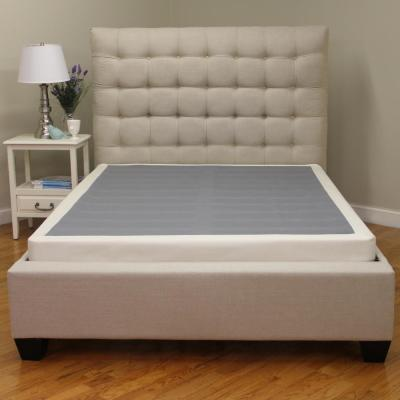 Attrayant Instant Foundation Twin Size 4 In. H Low Profile Mattress Foundation