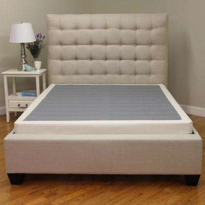 0839460de49 Instant Foundation Queen-Size 4 in. H Low Profile Mattress Foundation