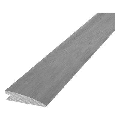 Sandstone Oak 15/32 in. Thick x 2 in. Wide x 84 in. Length Hardwood Flush Reducer Molding