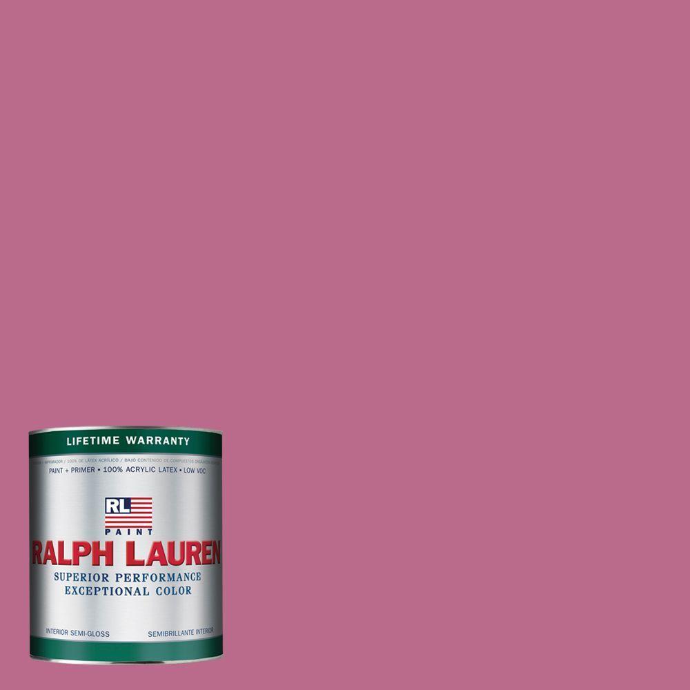Ralph Lauren 1-qt. Palm Beach Pink Semi-Gloss Interior Paint