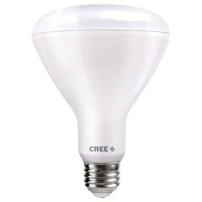 100W Equivalent Soft White (2700K) BR30 Dimmable Exceptional Light Quality LED Light Bulb