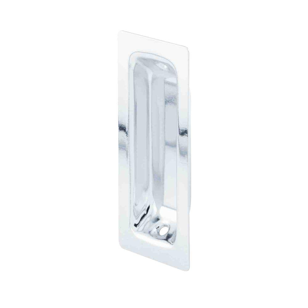 Prime Line 1 38 In Satin Nickel Sliding Closet Door Pull N 7342