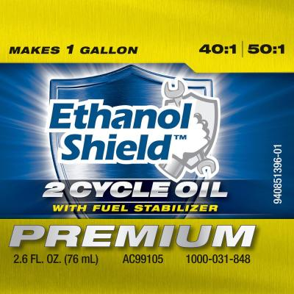 2.6 oz. 2-Cycle Oil