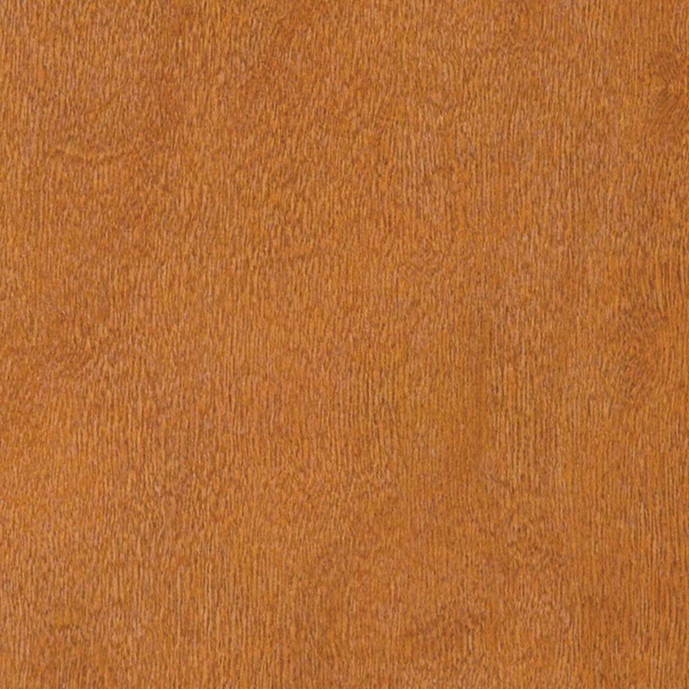 MasterBath 4 in. x 3 in. Wood Sample in Cinnamon
