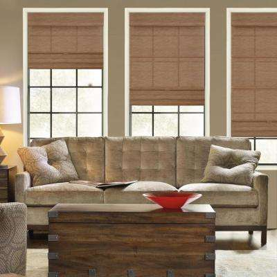 Bamboo Shades Natural Shades Shades The Home Depot