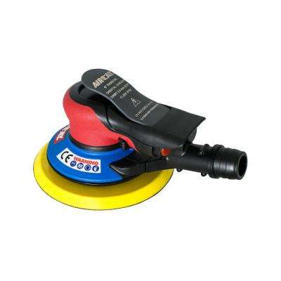 Composite 6 in. Self Vac Orbital Palm Sander 3/32 in. Orbit