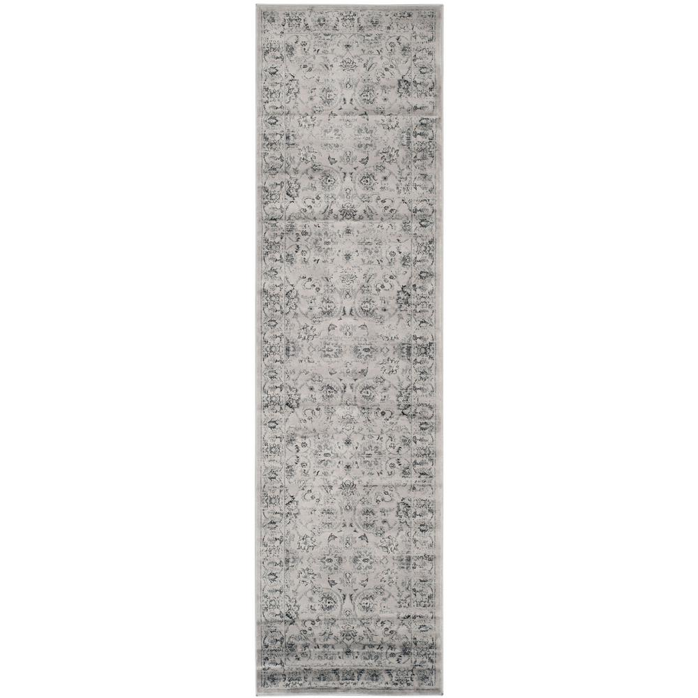 Safavieh Vintage Grey/Ivory 2 ft. x 10 ft. Runner Rug