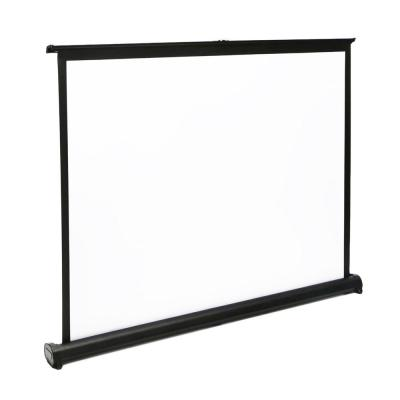 50 in. Foldable Table Top Portable Projection Screen, 16:9 Ratio