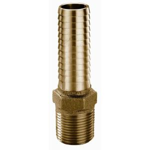 Water Source 1-1/4 in  Brass Pitless Adapter-PA125NL - The Home Depot