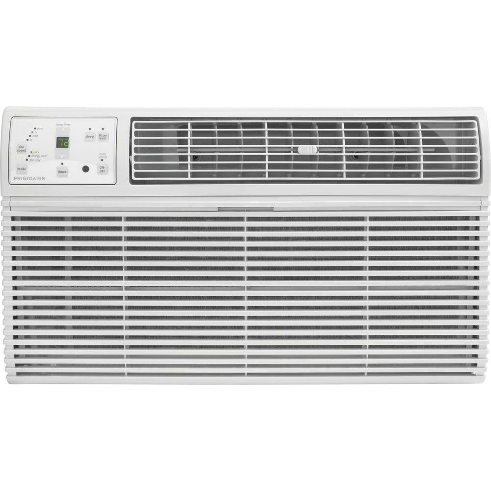 Frigidaire 10,000 BTU 230-Volt Through-the-Wall Air Conditioner with Temperature Sensing Remote Control