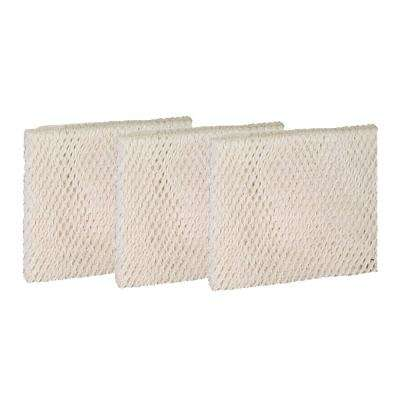 Replacement Humidifier Wick Filter for Vornado MD1-0001 MD1-0002 MD1-1002, Evap1, Evap30, Model 30, Model 50 (3-Pack)