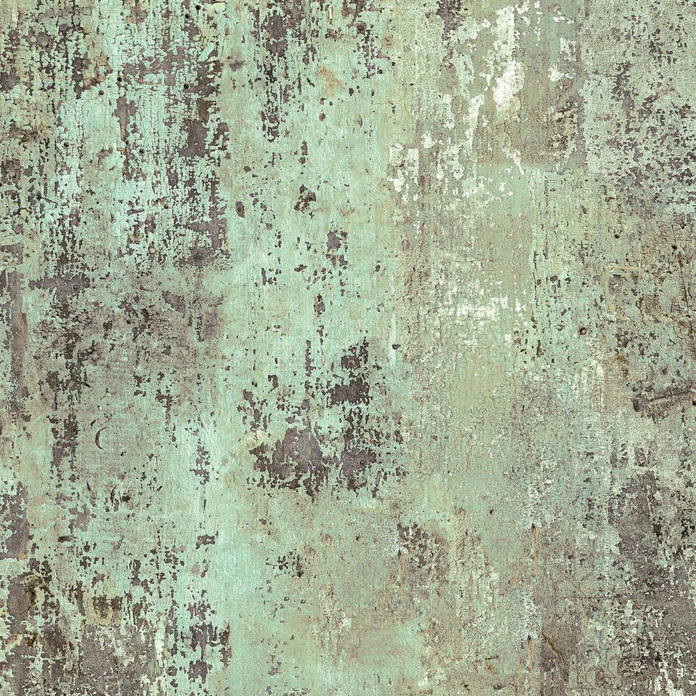 4 ft. x 8 ft. Laminate Sheet in Jadeite Milk Paint with Virtual Design Antique Finish