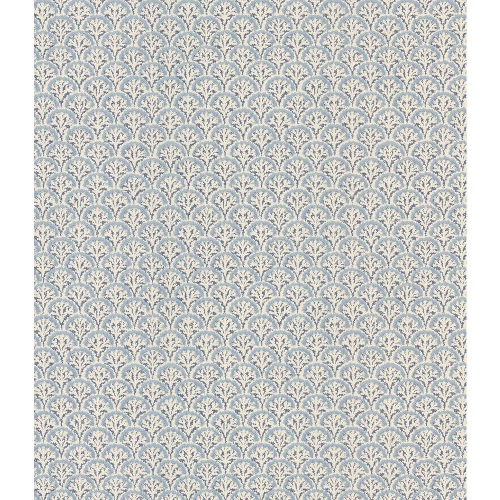 Brewster 56 sq. ft. Shell Wallpaper