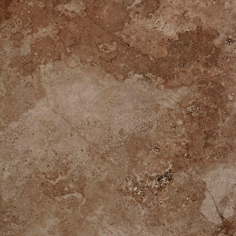 Catalina Noce 18 in. x 18 in. Ceramic Floor Tile (15.28 sq. ft. / case)