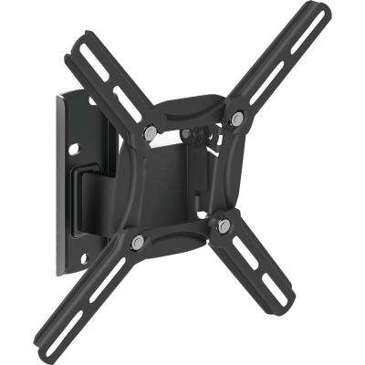 Barkan Swivel and Tilt Flat/Curved Panel TV Wall Mount for 13 in. to 39 in. Screens up to 66 lbs.