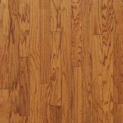 Town Hall Oak Butterscotch Engineered Hardwood Flooring - 5 in. x 7 in. Take Home Sample