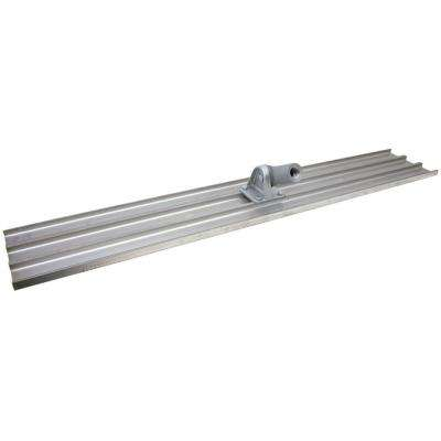 36 in. x 8 in. Square End Magnesium Bull Float