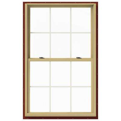 37.375 in. x 60 in. W-2500 Double-Hung Aluminum Clad Wood Window