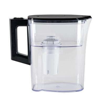 6-Cup Water Filtration Pitcher