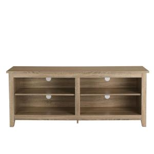 Essential Driftwood Storage Entertainment Center