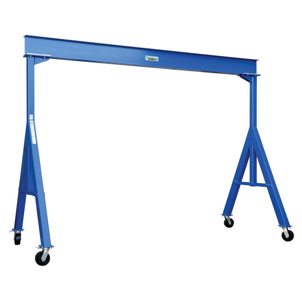 Vestil 8,000 lb. 15 ft. L Fixed Steel Gantry Crane by Vestil