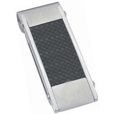 Orion Carbon Fiber Stainless Steel Money Clip