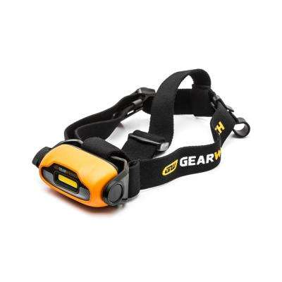 200 Lumens Rechargable Head Light