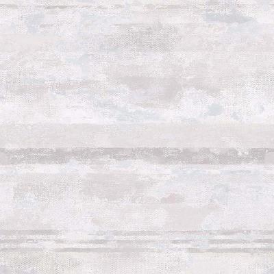 57.8 sq. ft. Abigal Lavender Stripe Wallpaper