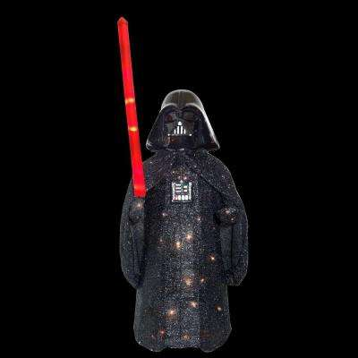 36 in. Star Wars Darth Vader Yard Decor