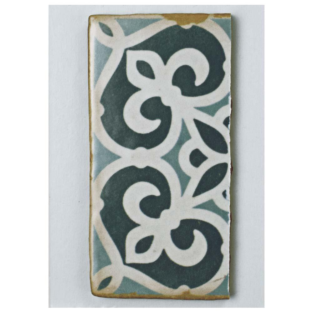 Archivo Bakula Ceramic Floor and Wall Tile - 3 in. x