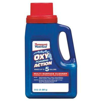 32 oz. Oxy Foaming Action Exterior Multi-Surface Cleaner (4-Pack)