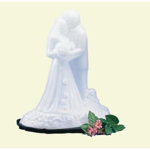 White Bride/Groom Ice Mold by