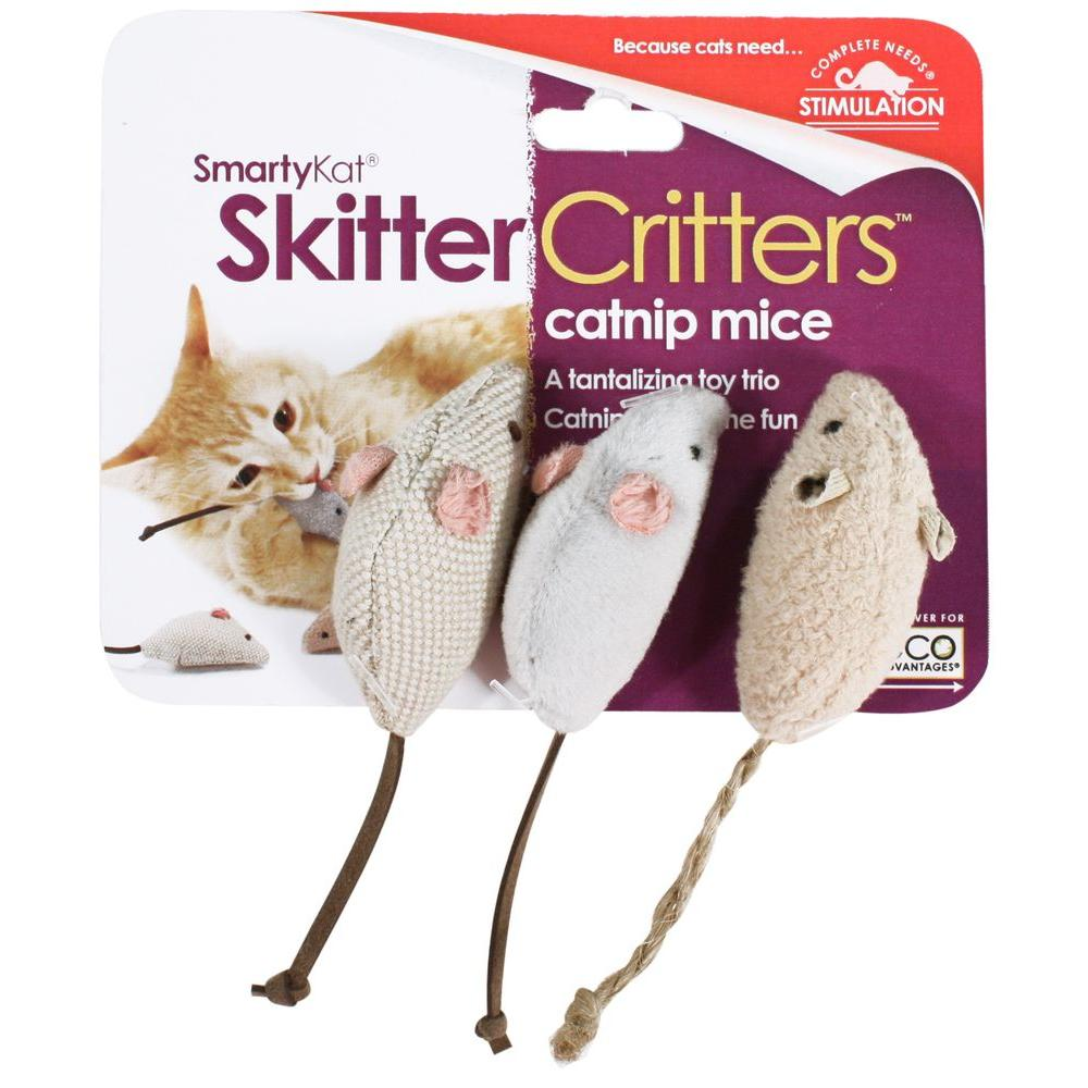 Worldwise SkitterCritters Cat Toy