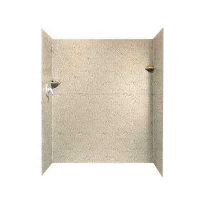 Your Selection: Material: Solid Surface. Compare. 36 In. X 60 In. X 72 In.  3 Piece Easy Up