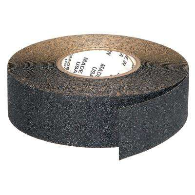 2 in. x 20 yds. Black Anti-Skid Self Adhesive Tape (1-Roll)