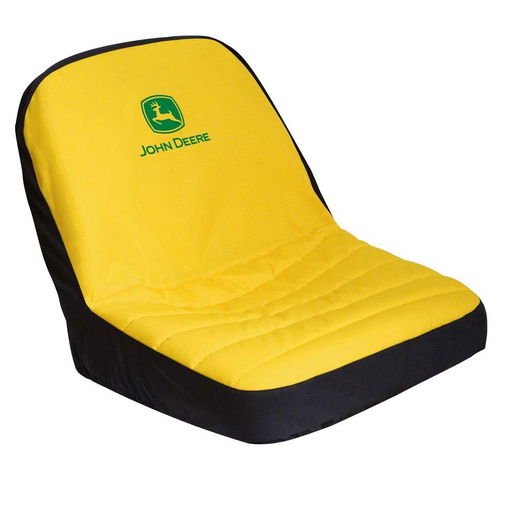 John Deere Riding Mower Seat Cover