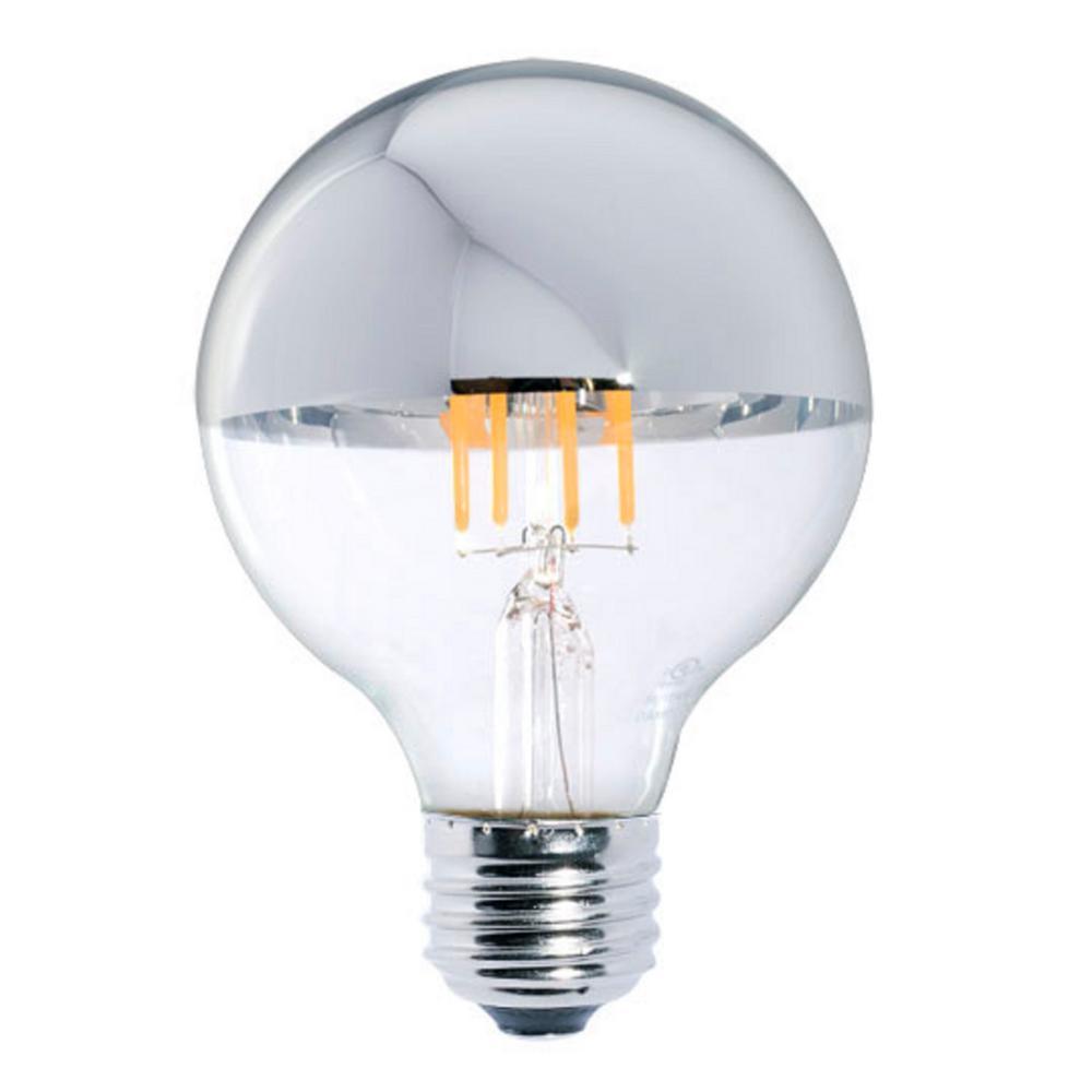 Bulbrite 40w Equivalent Warm White Light G16 Dimmable Led: Black Magic 20-Watt LED Grow Light-10101-10133-1