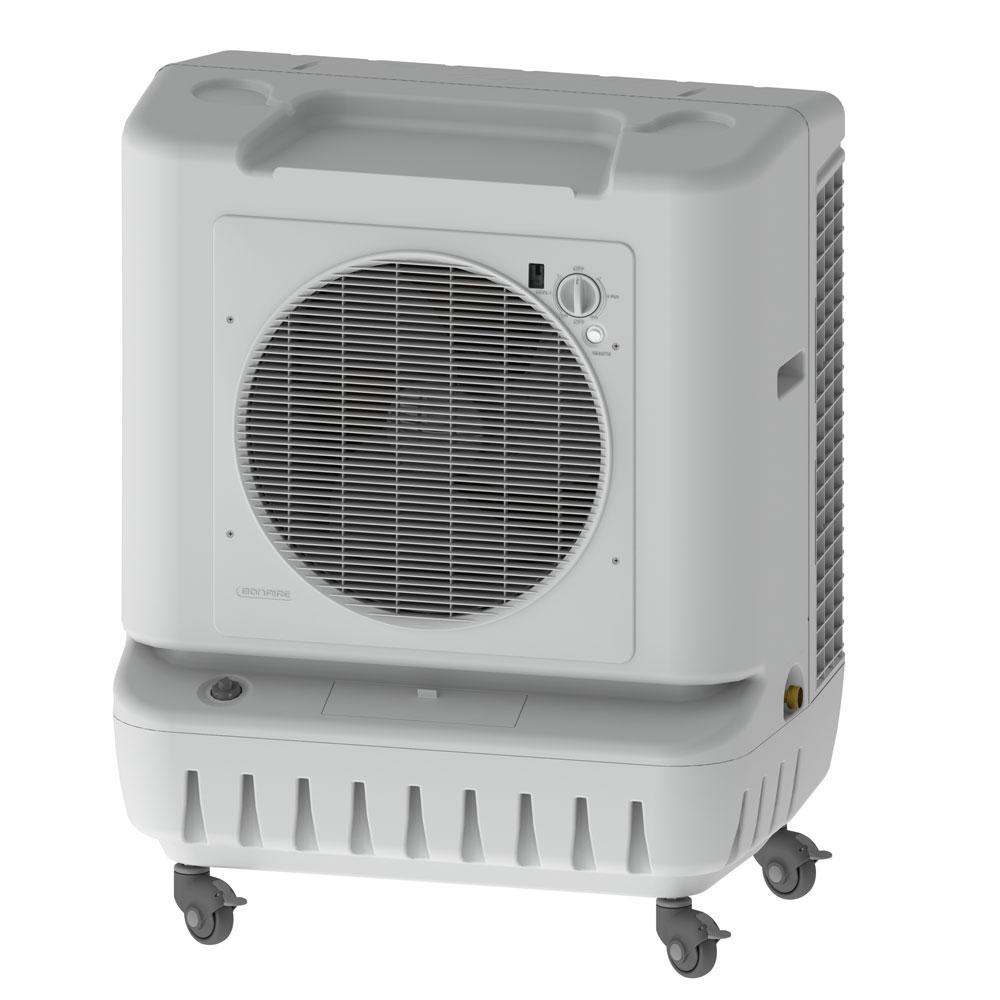 Portable Evaporative Coolers Home Depot : Honeywell cfm speed portable evaporative cooler