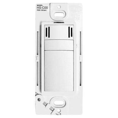 Condensation Fan Control (Humidity Sensor) with Countdown Timer in White (120-Volt, 50/60Hz)