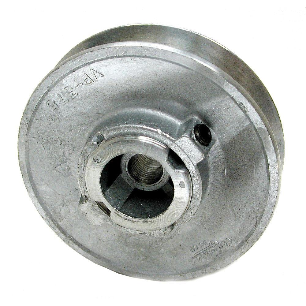 3-3/4 in. x 1/2 in. Variable Evaporative Cooler Motor Pulley