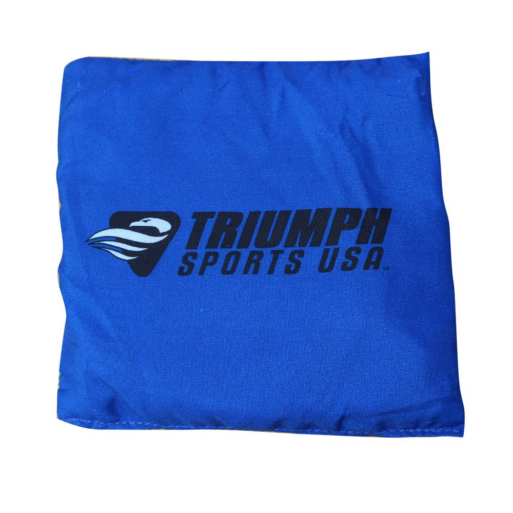 Triumph Sports Usa Blue Replacement Bean Bags 4 Quany