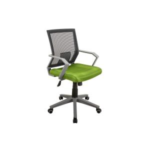 Marvelous Techni Mobili Green Rolling Height Adjustable Mesh Office Caraccident5 Cool Chair Designs And Ideas Caraccident5Info