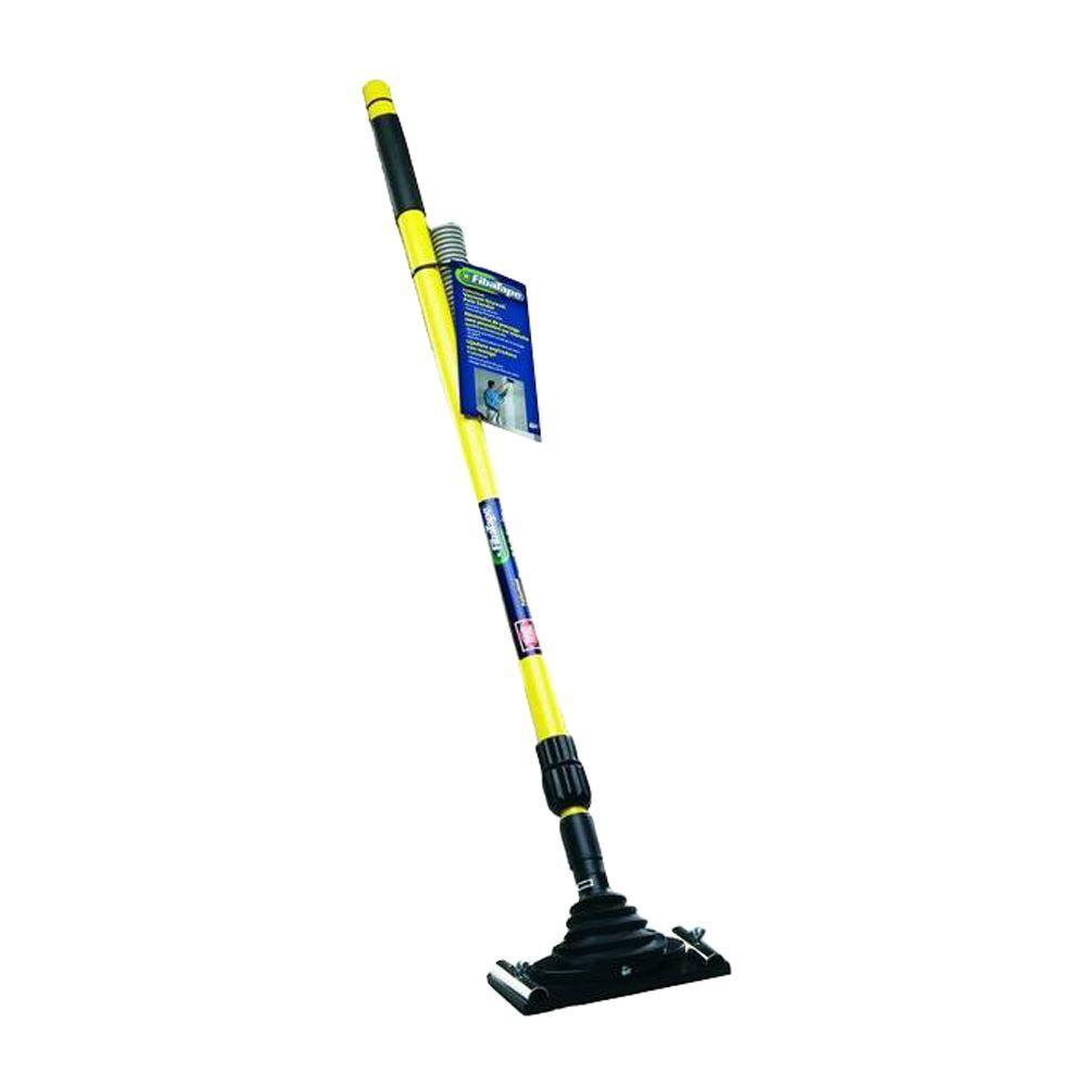 3-1/4 in. x 8-3/4 in. Vacuum Pole Drywall Sander