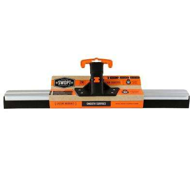 24 in. Floor Squeegee Head
