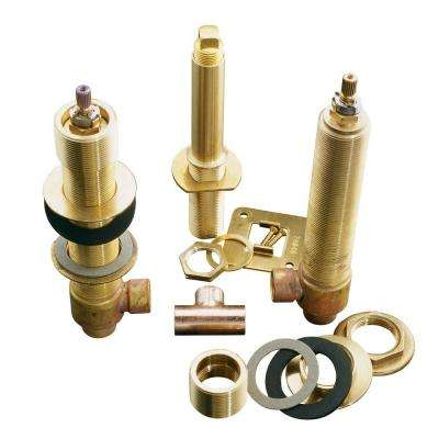1/2 in. Ceramic High-Flow Valve System