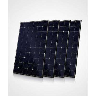 300-Watt Monocrystalline Solar Panels (4-Pack 1200-Watt)