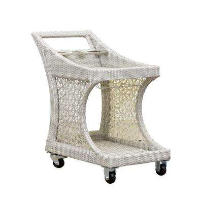 Dynasty Patio Serving Cart