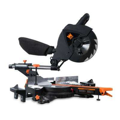 2-Speed Single Bevel 10 in. Sliding Compound Miter Saw with Smart Power Technology