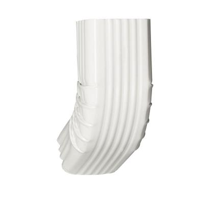 3 in. x 4 in. Aluminum Downspout A Elbow