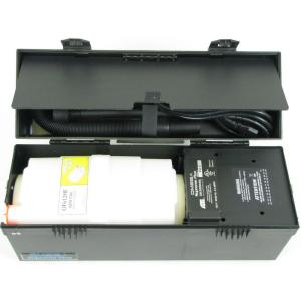 Atrix International Omega Super HEPA Canister Vacuum Cleaner in Black by Atrix International